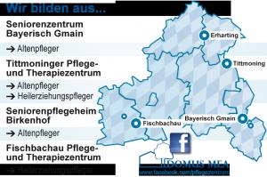 Domus Mea Ausbildungskarte in Bayern