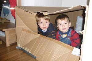 Kinderbetreuung im Seniorenzentrum Bayerisch Gmain