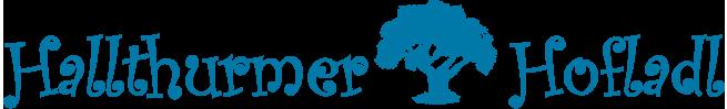 Logo vom Hallthurmer Hofladl