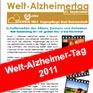Journal zum Welt-Alzheimertag