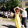 Sommerfest für Senioren in der Tagespflege