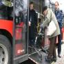 Senioren sicher im Bus