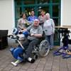 Bewegungstrainer für Senioren gespendet