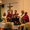 Seniorengottesdienst mit Krankensalbung in der Katholischen Stadtkirche Bad Reichenhall St. Zeno