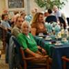 Geselliger Seniorentreff mit Kaffehaus-Musik