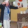 Faschingsfeier im Seniorenpflegeheim Birkenhof