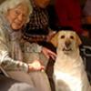 Therapiehund Sidney zu Besuch in der Tagespflege Bad Reichenhall