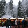 Romantischer Wald-Christkindlmarkt in Hallthurm