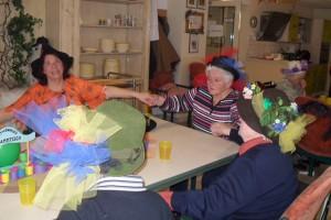 Faschingsfeier im Seniorenzentrum Tittmoning