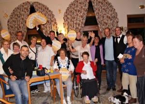 Bingo-Abend im Seniorenzentrum Bayerisch Gmain