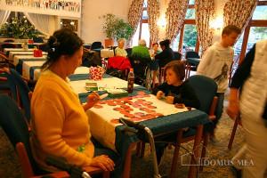 Soziale Betreuung im Seniorenzentrum Bayerisch Gmain