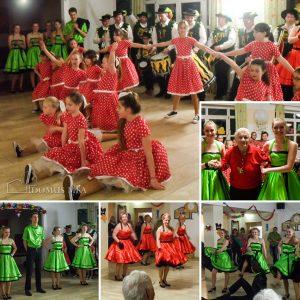 Veitsgroma Zunft mit flottem Programm im Seniorenzentrum Tittmoning
