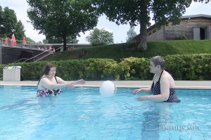 Freibad Marzoll