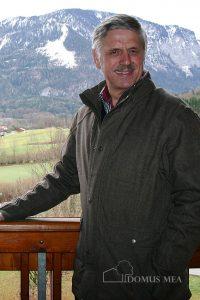 Bürgermeister Hans Egger