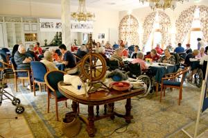 Senioren-Nachmittag in Bayerisch Gmain