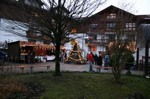 Christkindlmarkt in Bayerisch Gmain