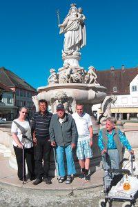 Marienbrunnen Altötting