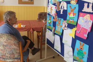 Osterbilder für Senioren in der Corona-Krise
