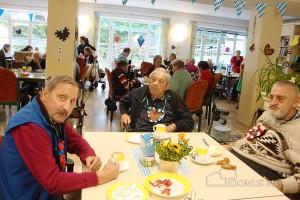 Okoberfest im Seniorenzentrum Tittmoning am 9. Oktober 2015