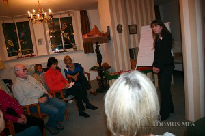 Vortrag zum Pflegeneuausrichtungsgesetz in der Tagespflege Bad Reichenhall am 5.11.2014