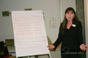 Vortrag zum Pflegeneuausrichtungsgesetz in der Reichenhaller Tagespflege