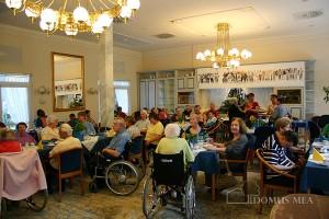Kaffeehausmusik im Seniorenzentrum Bayerisch Gmain