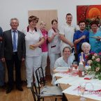 101. Geburtstagsfeier von Maria Raita