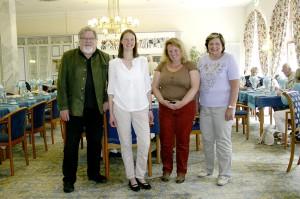 Organisatoren des Seniorentreffs