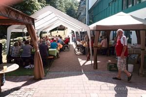 Sommerfest des Tittmoninger Seniorenzentrum am 11. Juli 2015