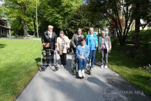 Ausflug in den Stadtpark Bad Reichenhall