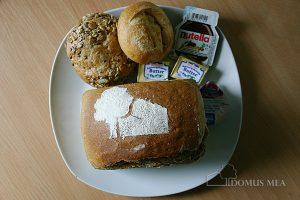 Ein Frühstück für die Pflege