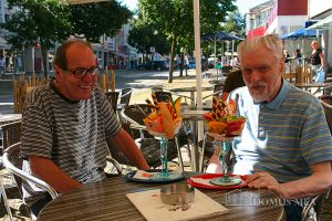 """Paolo Gelato & Caffe"" in Freilassing"
