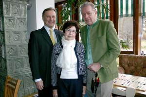 Bürgermeister Josef Lechner zu Besuch im Seniorenzentrum Bayerisch Gmain