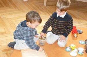 Kinderbetreuung bei Schichdienst