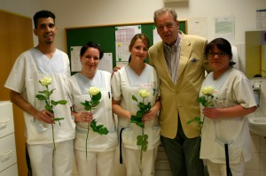 12. Mai = Internationaler Tag der Pflege