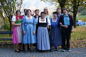 Das »Team von der Sozialen Betreuung« im Seniorenzentrum Bayerisch Gmain