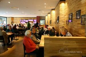 Senioren aus Bayerisch Gmain im TraumWerk-Restaurant