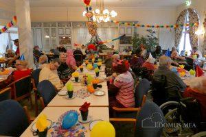 DeIm Blauen Salon in Bayerisch Gmain finden regelmäßige Veranstaltungen statt.