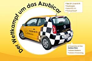 Wettbewerb-Poster VW Up!